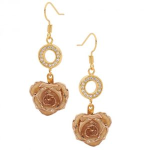 glazed_rose_earrings