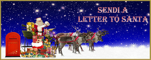 Sending a Letter to Santa